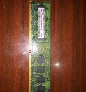 Оперативная память DDR 2 (512mb)