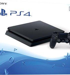Sony Playstation 4 (PS4) Slim! В Наличии!!! Новая!