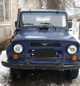 УАЗ Hunter, 2003