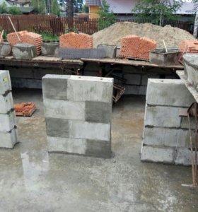 Строительство домов, дач, гаражей и хоз построек