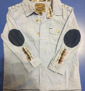 Рубашки 86-92