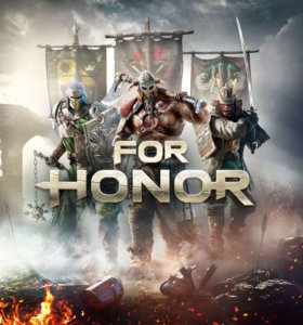 Игра на ps4 for honor