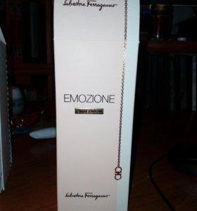 """Духи Salvatore Ferrogamo """"Emozione"""" 50 ml"""