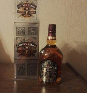 Бутылка Виски CHIVAS REGAL 12.1 литр