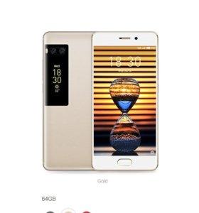 Meizu Pro 7 gold 64gb