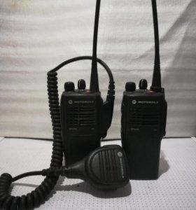 Радиостанции Моторола