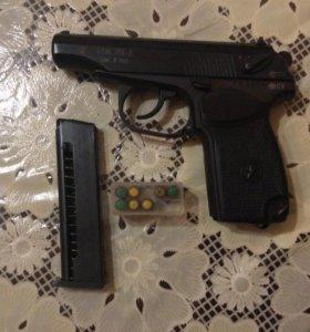 Пистолет газовый