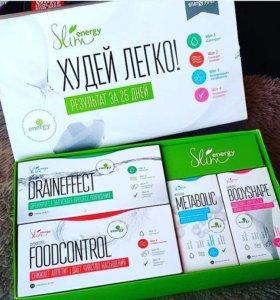 Программа похудения Energy Slim