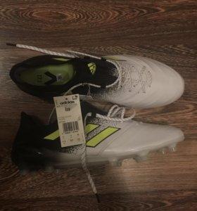 Бутсы adidas ACE 17.1 leather 44.5