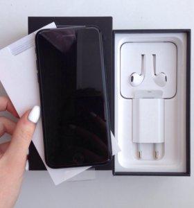 Новый Смартфон Apple iPhone 7 128GB (черный оникс)