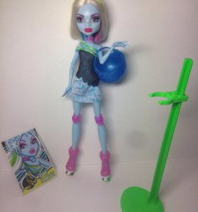 "Куклы ""Монстер Хай""/""Monster High"" Эбби и Френки"