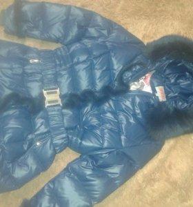 Куртка зимняя р 50-52, новая