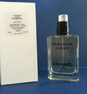 Тестер Chanel Egoiste Platinum 100мл