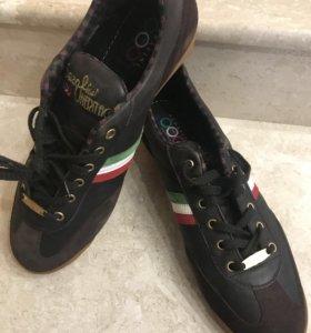 Кроссовки Serafini Италия новые