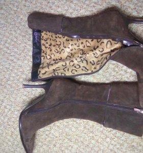 Сапоги bootes осень-весна
