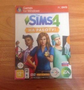 Продам игру The Sims 4
