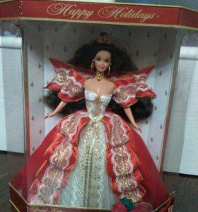 Барби праздничная коллекционная 1997