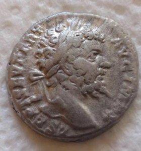 Древне Римский денарий