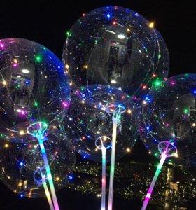 Светящиеся led шарики оптом
