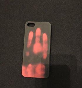 Продам чехол на IPhone 5,5s,se