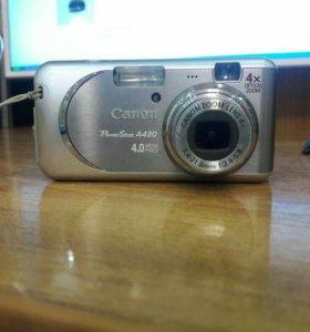 Canon 4mpx.
