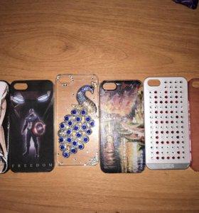 Чехлы для IPhone 5/5s