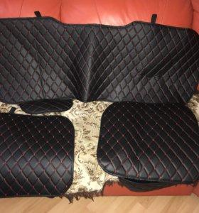 Накидки на сидения универсальные чехлы