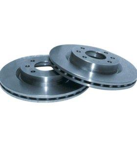 Тормозной диск передний BMW X3 F25 X4 F26