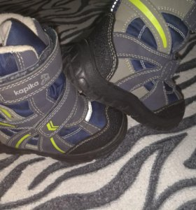 Детские ботинки Kapika