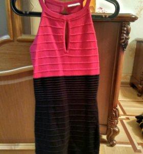 Платье бандажное XS