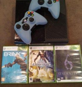 Xbox 360e 260GB
