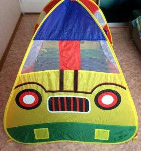 Домик-палатка игровой детский