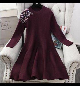 Новое платье.Размер 40-42