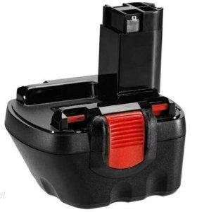Аккумулятор для шуруповёрта Bosch 12В 2.5А/ч