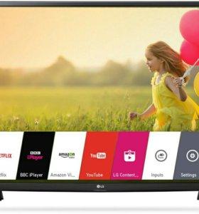 Телевизор LG 32LH570U-ZC