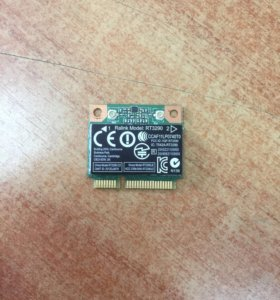 Модуль Wi-Fi+Bluetooth HP 690020-001 Ralink Rt3290