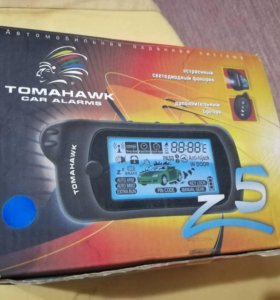 Сигнализация Tomahawk Z-5