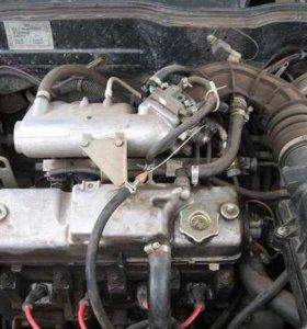 Двигатель инжекторный на ваз 2109 2114 2110