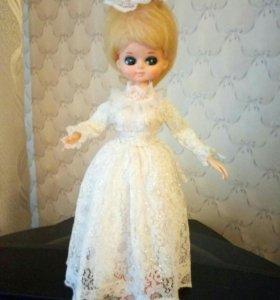 Кукла музыкальная 80х г