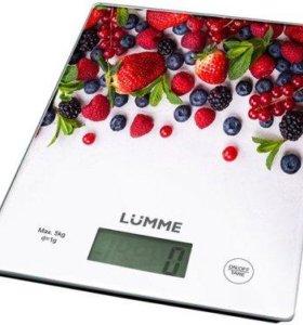 Новые весы кухонные электронные