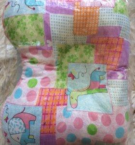 Ортопедическая подушка для деток до года