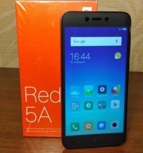 Xiaomi Redmi 5A Gray - Новые