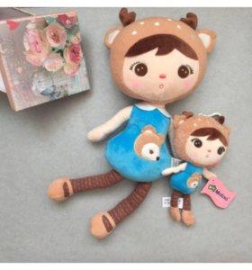 Куклы сплюшки Меtoo набор