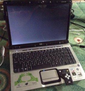 Ноутбук HP Pavilion dv2700
