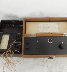 приборы измерительные ретро