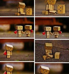 Картонные коробки 600*400*400