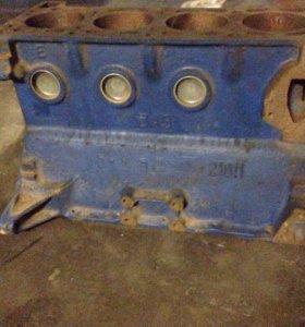 Блок двигателя 21011