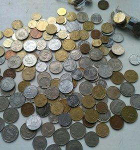 Монеты иностранные#2