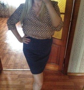 Платье (блуза и юбка)