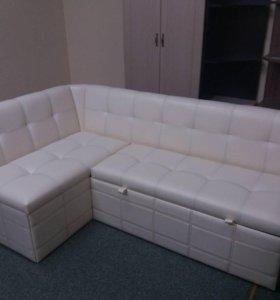 Кухонный диван со спальным местом Домино